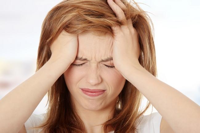 Головные боли в лобной части: причины болей в лобной части головы