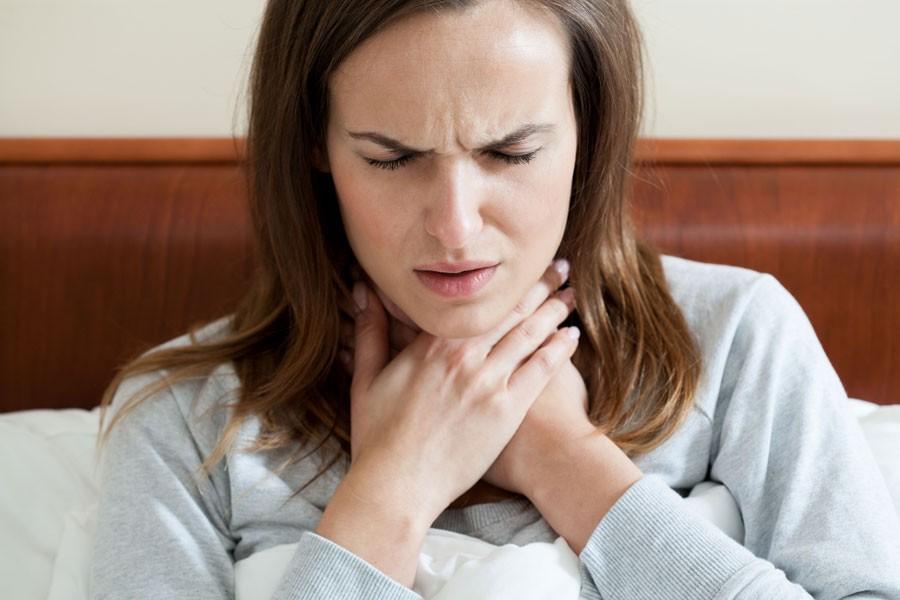 симптомы гонореи горла